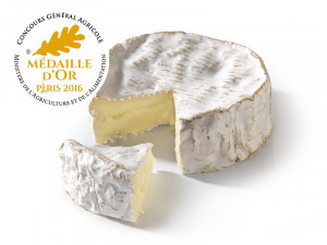 Le Camembert de Normandie AOP