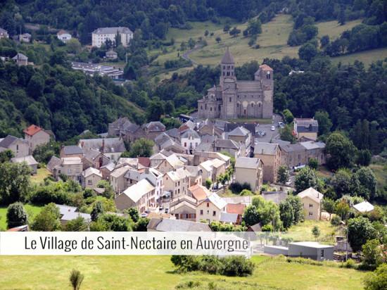 Le Saint-Nectaire Fermier AOC