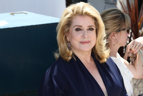 Catherine Deneuve cheese or not ?
