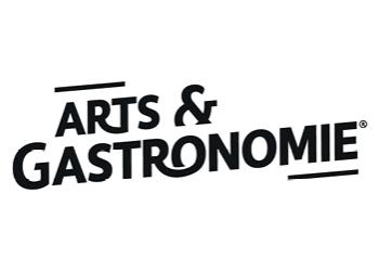 Le logo Arts et Gastronomie, magazine culinaire