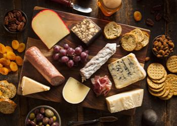 La viande et le fromage, de grands complices