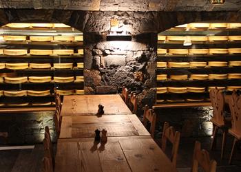 Les plus belles caves à fromage de France