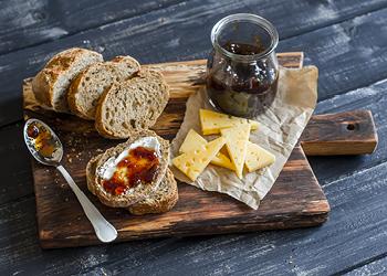 Les meilleurs confitures et chutneys pour les fromages de la Crèmerie Royale
