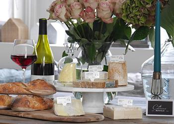 Découvrez les fromages de haute gastronomie de la Crèmerie Royale
