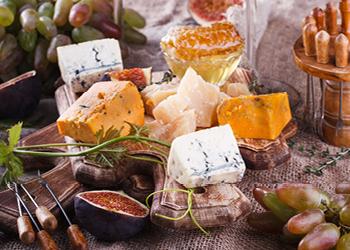 Les fromages d'automne