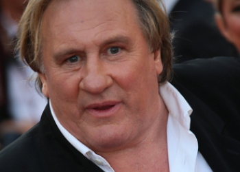 A pleines dents, Gérard Depardieu