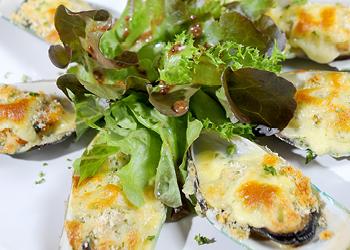 Recette des huîtres au Pont l'Evèque