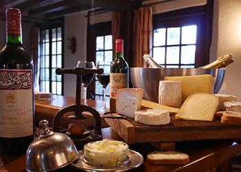 Les restaurants à fromage