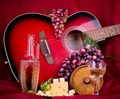 Fromage et chanson