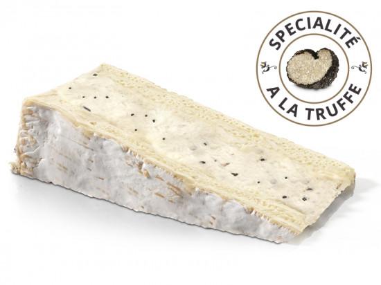 Le Brie AOP à la truffe