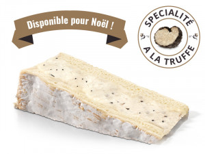 Le Brie à la truffe