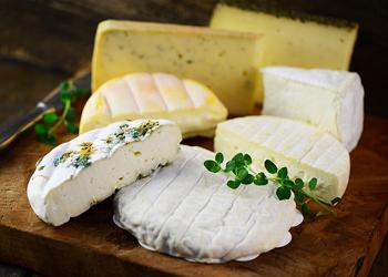 Les fromages de la région Île-de-France