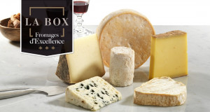 La Box Fromages d'Excellence