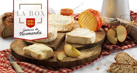 La Box Saveurs de Normandie