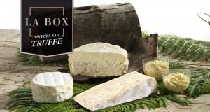 La Box Fromage saveurs à la Truffe